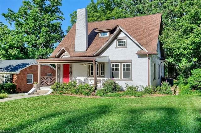 107 Kensington Road, Greensboro, NC 27403 (MLS #982197) :: Berkshire Hathaway HomeServices Carolinas Realty