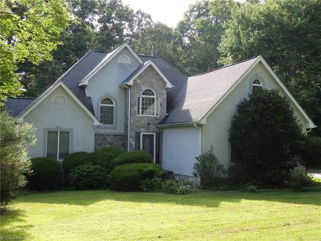 1522 Mcdaniel Drive, Asheboro, NC 27205 (#982204) :: Premier Realty NC
