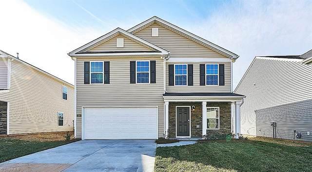 102 Saddlehorse Lane #72, Greensboro, NC 27405 (MLS #982208) :: Ward & Ward Properties, LLC