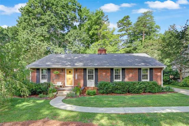 4215 Henderson Road, Greensboro, NC 27410 (MLS #982213) :: Berkshire Hathaway HomeServices Carolinas Realty