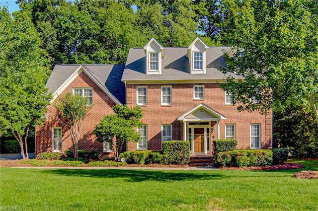 4633 Chesterfield Place, Jamestown, NC 27282 (MLS #983227) :: Berkshire Hathaway HomeServices Carolinas Realty