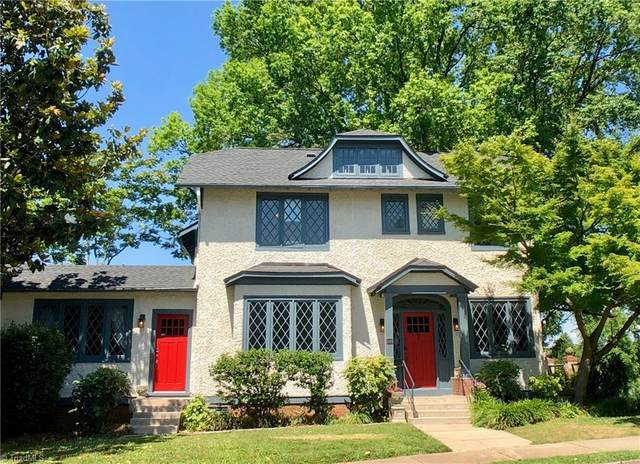 903 West End Boulevard, Winston Salem, NC 27101 (MLS #983241) :: Ward & Ward Properties, LLC