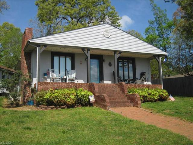 164 Abbotts Court, Lexington, NC 27292 (MLS #983243) :: Ward & Ward Properties, LLC