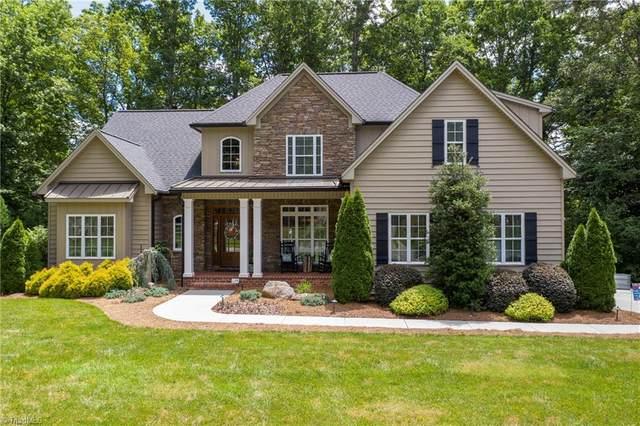 129 Maplevalley Road, Advance, NC 27006 (MLS #983264) :: Ward & Ward Properties, LLC