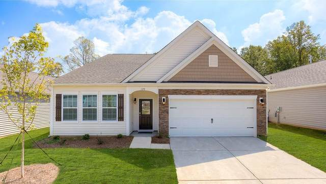 6910 Quarter Horse Drive #97, Trinity, NC 27370 (#983265) :: Premier Realty NC
