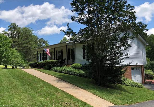 2895 Millwheel Road, Pfafftown, NC 27040 (MLS #983294) :: Ward & Ward Properties, LLC