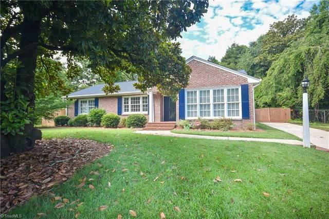 1916 Robinhood Road, Winston Salem, NC 27104 (MLS #983334) :: Berkshire Hathaway HomeServices Carolinas Realty