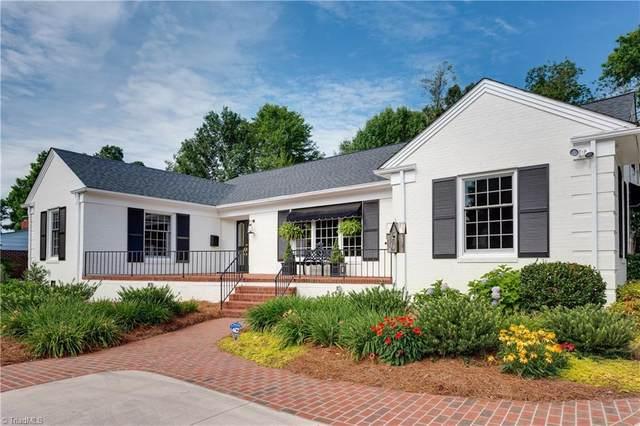 1813 Huntington Road, Greensboro, NC 27408 (MLS #983348) :: Lewis & Clark, Realtors®