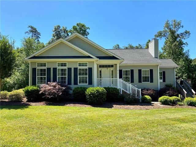 814 Pleasant Cross Road, Asheboro, NC 27203 (MLS #983370) :: Berkshire Hathaway HomeServices Carolinas Realty