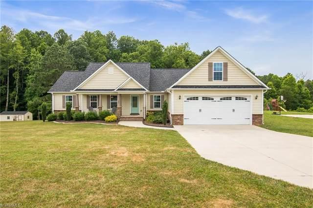 287 Wild Fern Lane, Reidsville, NC 27320 (MLS #983372) :: Ward & Ward Properties, LLC