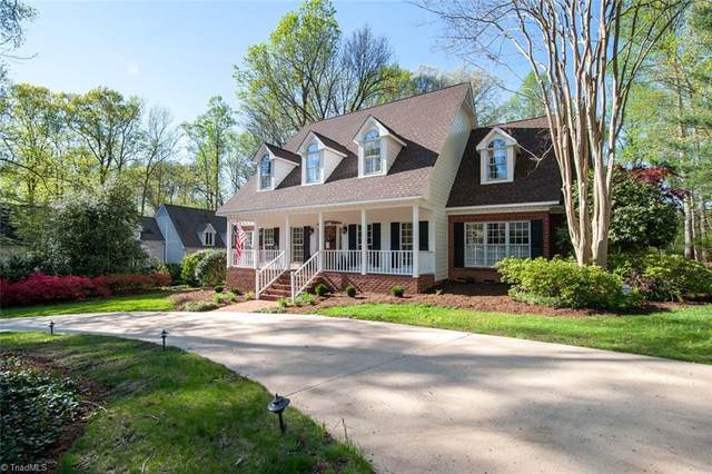 3204 Cabarrus Drive, Greensboro, NC 27407 (MLS #983383) :: Berkshire Hathaway HomeServices Carolinas Realty