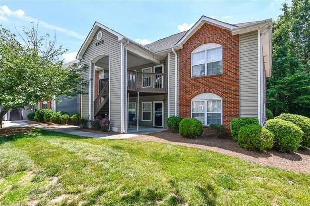 2630 Ingleside Drive 2B, High Point, NC 27265 (MLS #983392) :: Berkshire Hathaway HomeServices Carolinas Realty