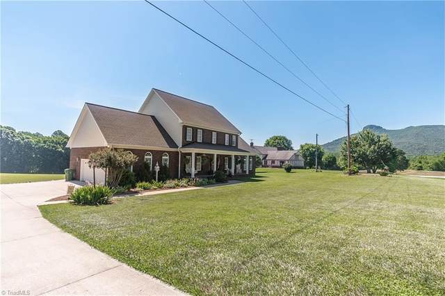295 Club House Drive, Pilot Mountain, NC 27041 (MLS #983407) :: Berkshire Hathaway HomeServices Carolinas Realty