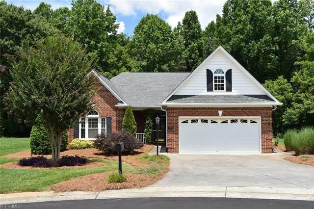 105 Meadows Edge Road, Clemmons, NC 27012 (MLS #983415) :: Berkshire Hathaway HomeServices Carolinas Realty