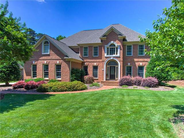 4 Sunfish Point, Greensboro, NC 27455 (MLS #983416) :: Greta Frye & Associates | KW Realty Elite