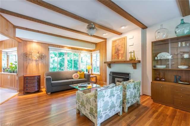 421 Crestland Avenue, Greensboro, NC 27401 (MLS #983423) :: Berkshire Hathaway HomeServices Carolinas Realty