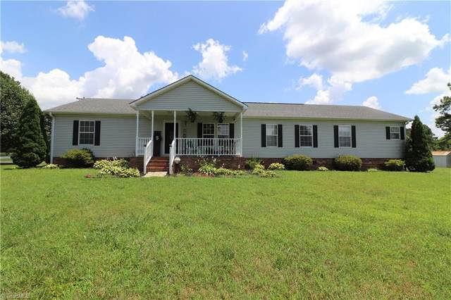 116 Todd Road, Advance, NC 27006 (MLS #983426) :: Lewis & Clark, Realtors®