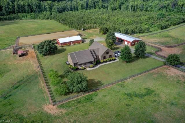 8435 Kerrs Chapel Road, Elon, NC 27244 (MLS #983429) :: Elevation Realty