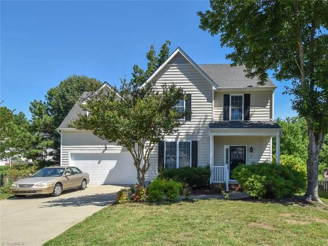 7 Cardwell Point, Greensboro, NC 27407 (MLS #983448) :: Berkshire Hathaway HomeServices Carolinas Realty