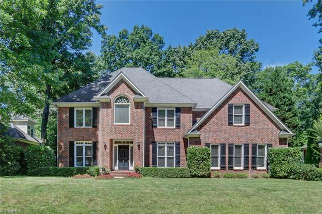 4 Flagship Cove, Greensboro, NC 27455 (MLS #983462) :: Berkshire Hathaway HomeServices Carolinas Realty