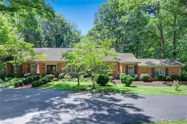 904 Westridge Road, Greensboro, NC 27410 (MLS #983468) :: Ward & Ward Properties, LLC