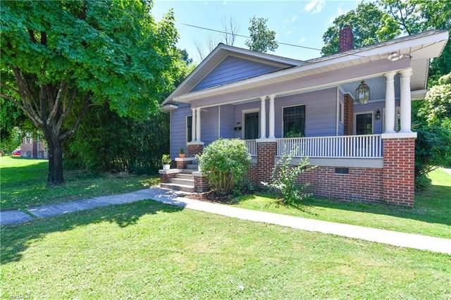 805 Church Street, Greensboro, NC 27401 (MLS #983474) :: Ward & Ward Properties, LLC