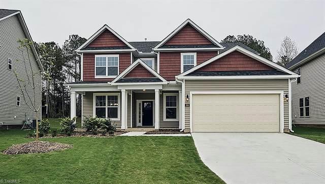 1141 W Fanshawe Drive, Mebane, NC 27302 (MLS #983477) :: Ward & Ward Properties, LLC