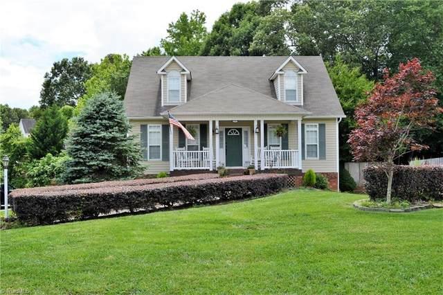 1744 Harper Spring Drive, Clemmons, NC 27012 (MLS #983497) :: Berkshire Hathaway HomeServices Carolinas Realty