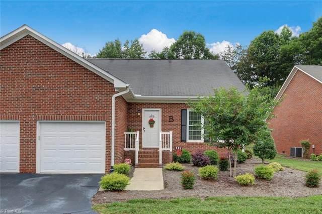 307 Oleander Drive D, Eden, NC 27288 (MLS #983504) :: Berkshire Hathaway HomeServices Carolinas Realty