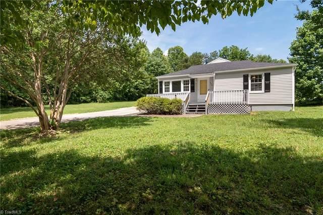 143 Cross Baptist Church Road, Rural Hall, NC 27045 (#983514) :: Premier Realty NC