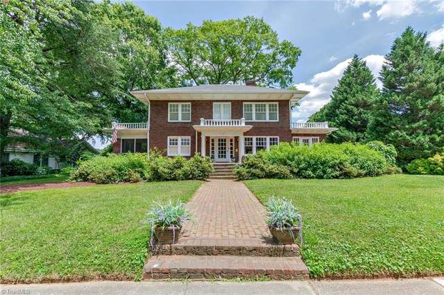 113 Kensington Road, Greensboro, NC 27403 (MLS #983522) :: Berkshire Hathaway HomeServices Carolinas Realty
