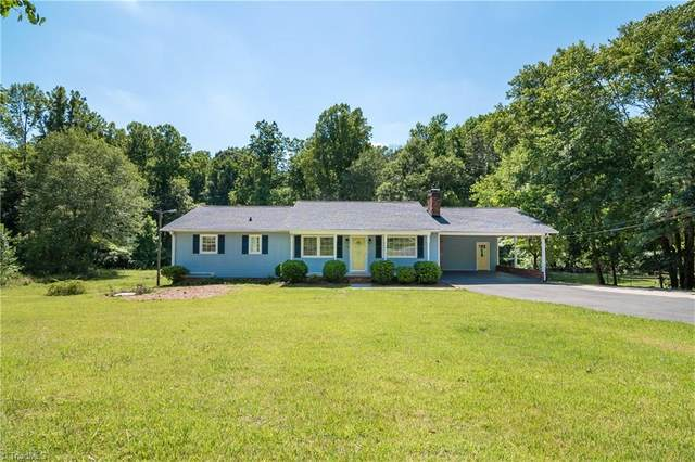 110 Roswell Drive, Kernersville, NC 27284 (#983525) :: Premier Realty NC