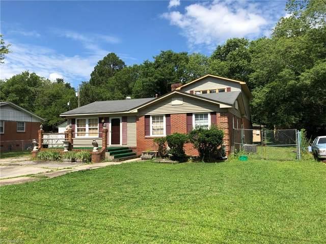 1409 Jolson Street, Greensboro, NC 27405 (MLS #983529) :: Berkshire Hathaway HomeServices Carolinas Realty