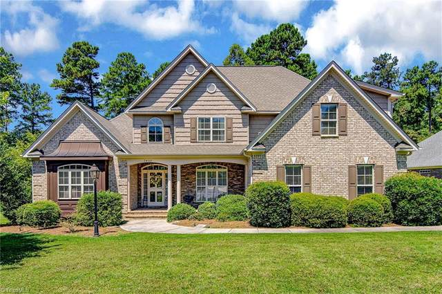 7403 Summer Wind Court, Summerfield, NC 27358 (MLS #983531) :: Ward & Ward Properties, LLC