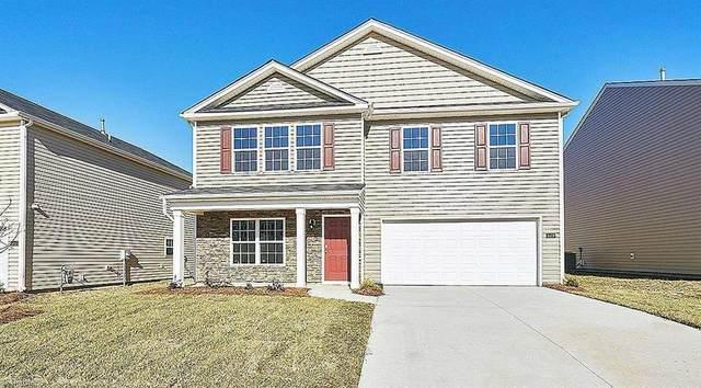 4922 Black Forest Drive #142, Greensboro, NC 27405 (MLS #983549) :: Ward & Ward Properties, LLC