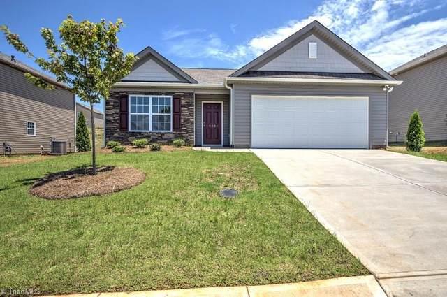 4916 Black Forest Drive #145, Greensboro, NC 27406 (MLS #983551) :: Ward & Ward Properties, LLC