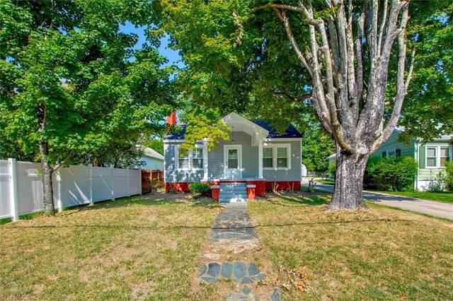 111 N Elm Street, Asheboro, NC 27203 (MLS #983582) :: Ward & Ward Properties, LLC