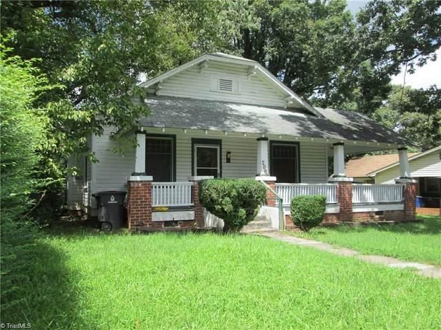 206 Forest Hill Avenue, Winston Salem, NC 27105 (MLS #983583) :: Ward & Ward Properties, LLC