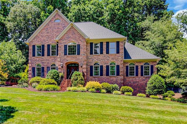 572 Doe Run Drive, Kernersville, NC 27284 (MLS #983608) :: Ward & Ward Properties, LLC