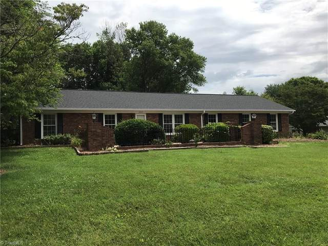2325 Vincent Road, Winston Salem, NC 27106 (MLS #983617) :: Ward & Ward Properties, LLC