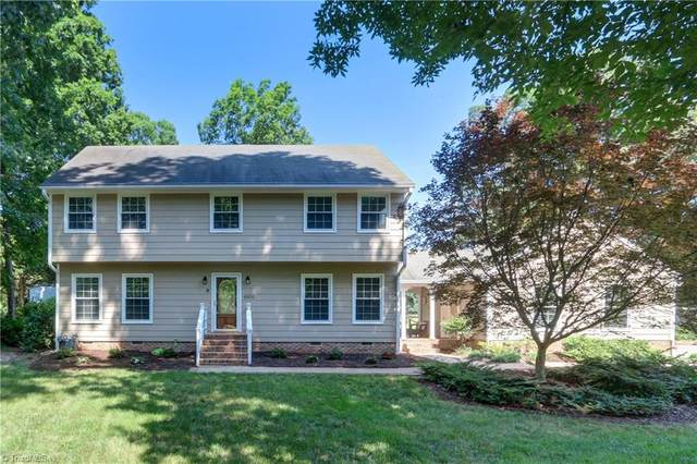 4806 Oakcliffe Road, Greensboro, NC 27406 (MLS #983653) :: Berkshire Hathaway HomeServices Carolinas Realty