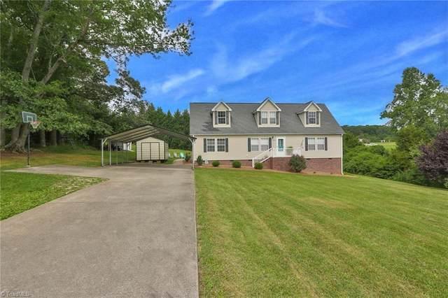 3041 Hallmark Estates Drive, Boonville, NC 27011 (MLS #983668) :: Team Nicholson