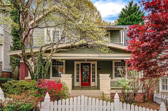 1404 Clover Street, Winston Salem, NC 27101 (MLS #983680) :: Berkshire Hathaway HomeServices Carolinas Realty