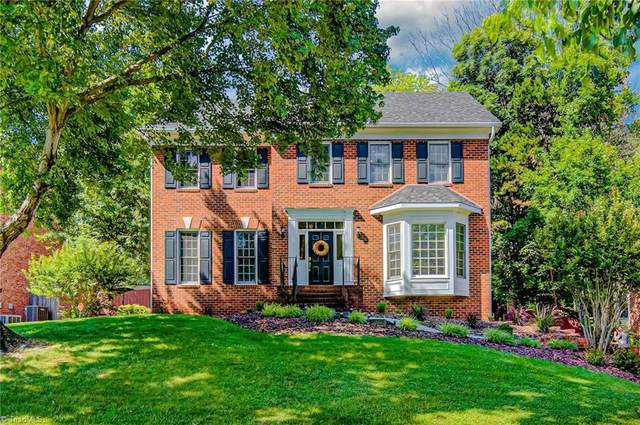 3705 Surrey Way Court, Winston Salem, NC 27106 (MLS #983684) :: Ward & Ward Properties, LLC