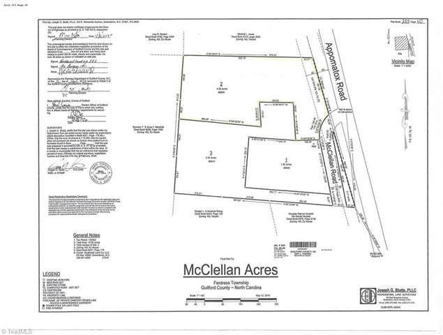 6900 Mcclellan Road Mcclellan, Pleasant Garden, NC 27313 (MLS #983716) :: Lewis & Clark, Realtors®