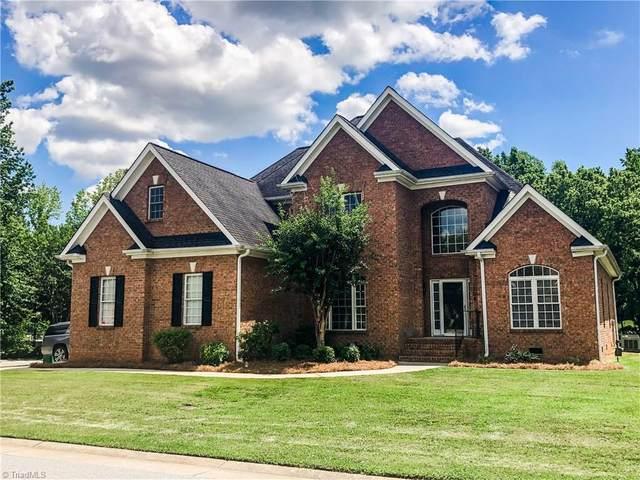 104 Oak Leaf Lane, Lewisville, NC 27023 (MLS #983759) :: Berkshire Hathaway HomeServices Carolinas Realty