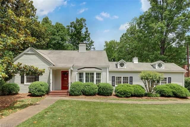 101 Ridgeway Drive, Greensboro, NC 27403 (MLS #983789) :: Berkshire Hathaway HomeServices Carolinas Realty