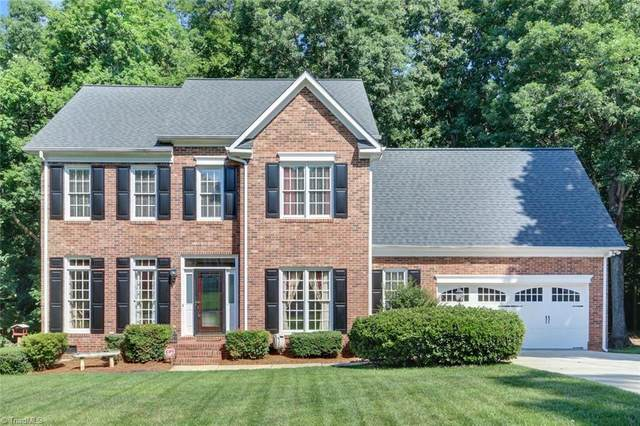 6506 Cardinal Forest Court, Greensboro, NC 27410 (MLS #983791) :: HergGroup Carolinas | Keller Williams
