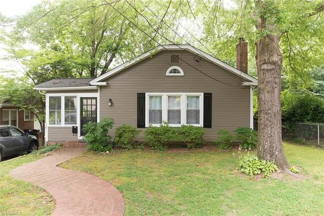 907 Lockland Avenue, Winston Salem, NC 27103 (MLS #983798) :: Berkshire Hathaway HomeServices Carolinas Realty