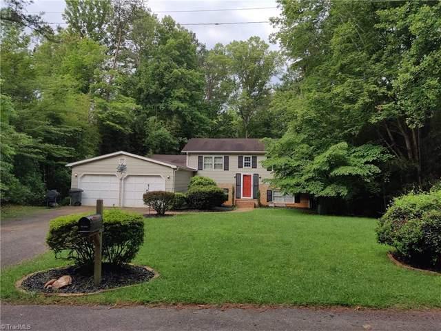 115 Pine Tree Trail, Mount Airy, NC 27030 (MLS #983813) :: Ward & Ward Properties, LLC